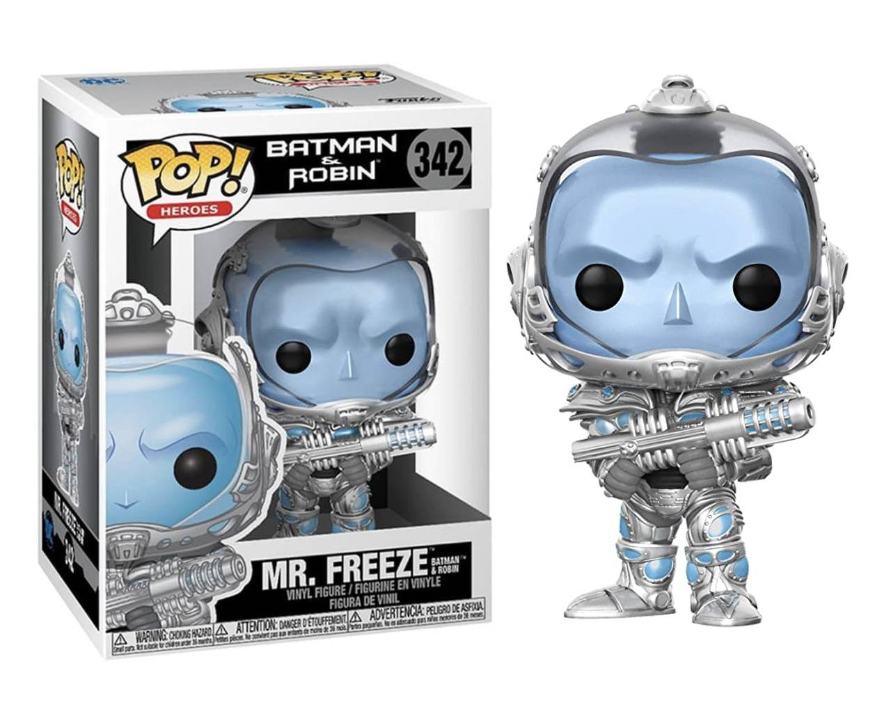 Mr. Freeze (Batman & Robin) Pop! Vinyl