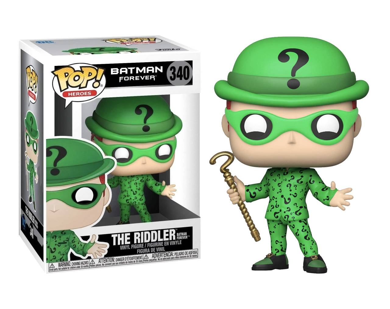 The Riddler (Batman Forever) Pop! Vinyl