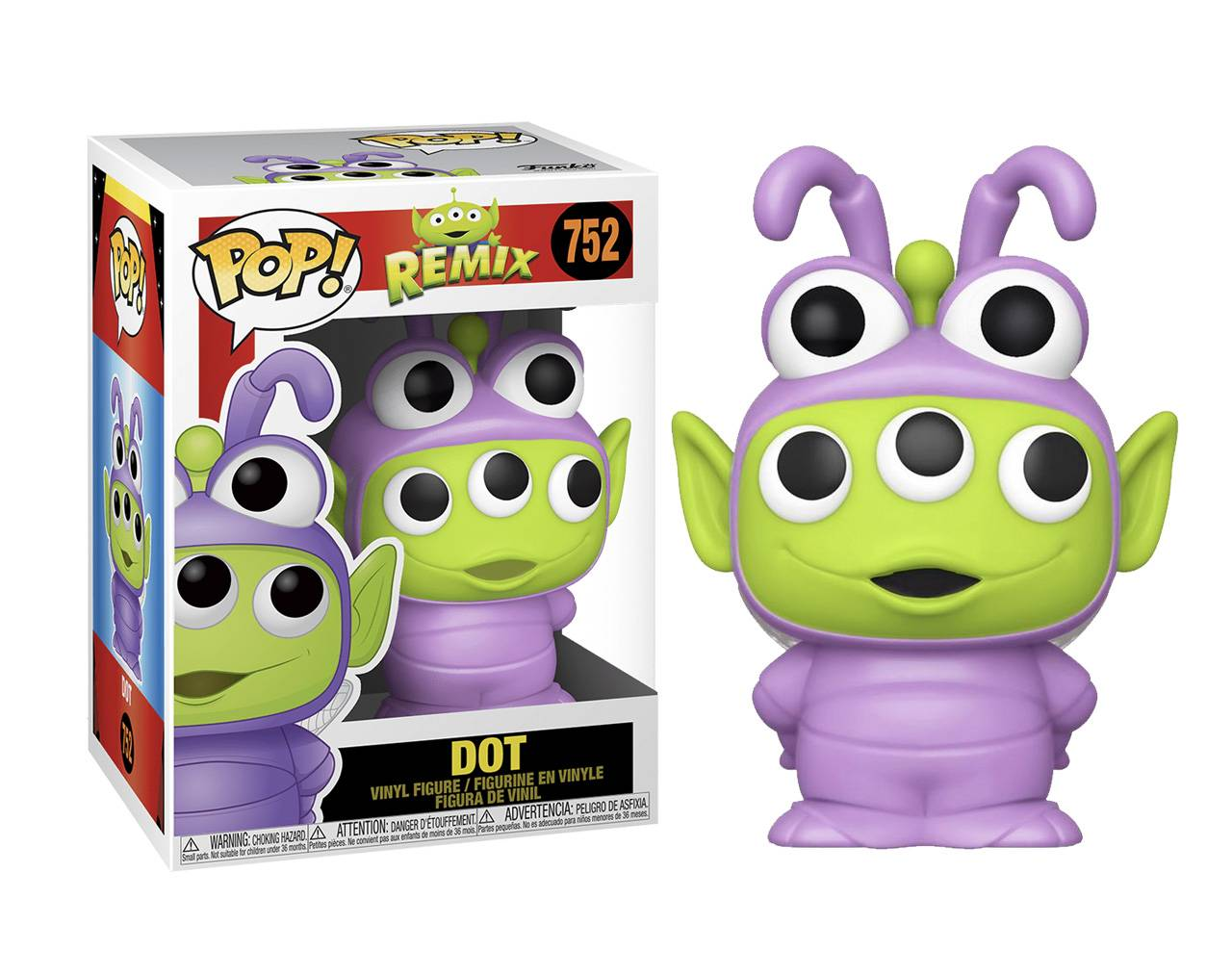 Alien (Dot) Pop! Vinyl