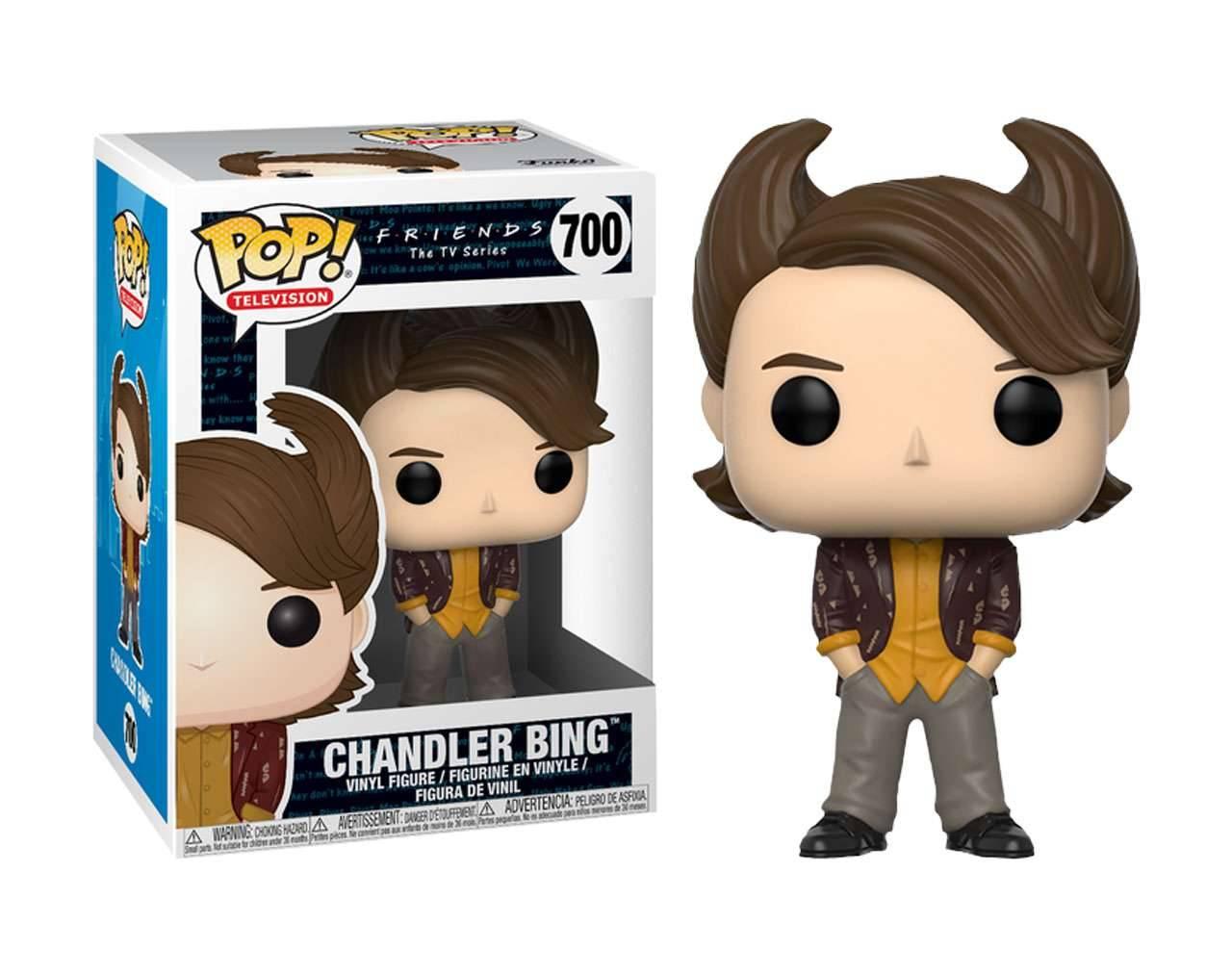 Chandler Bing (80s) Pop! Vinyl