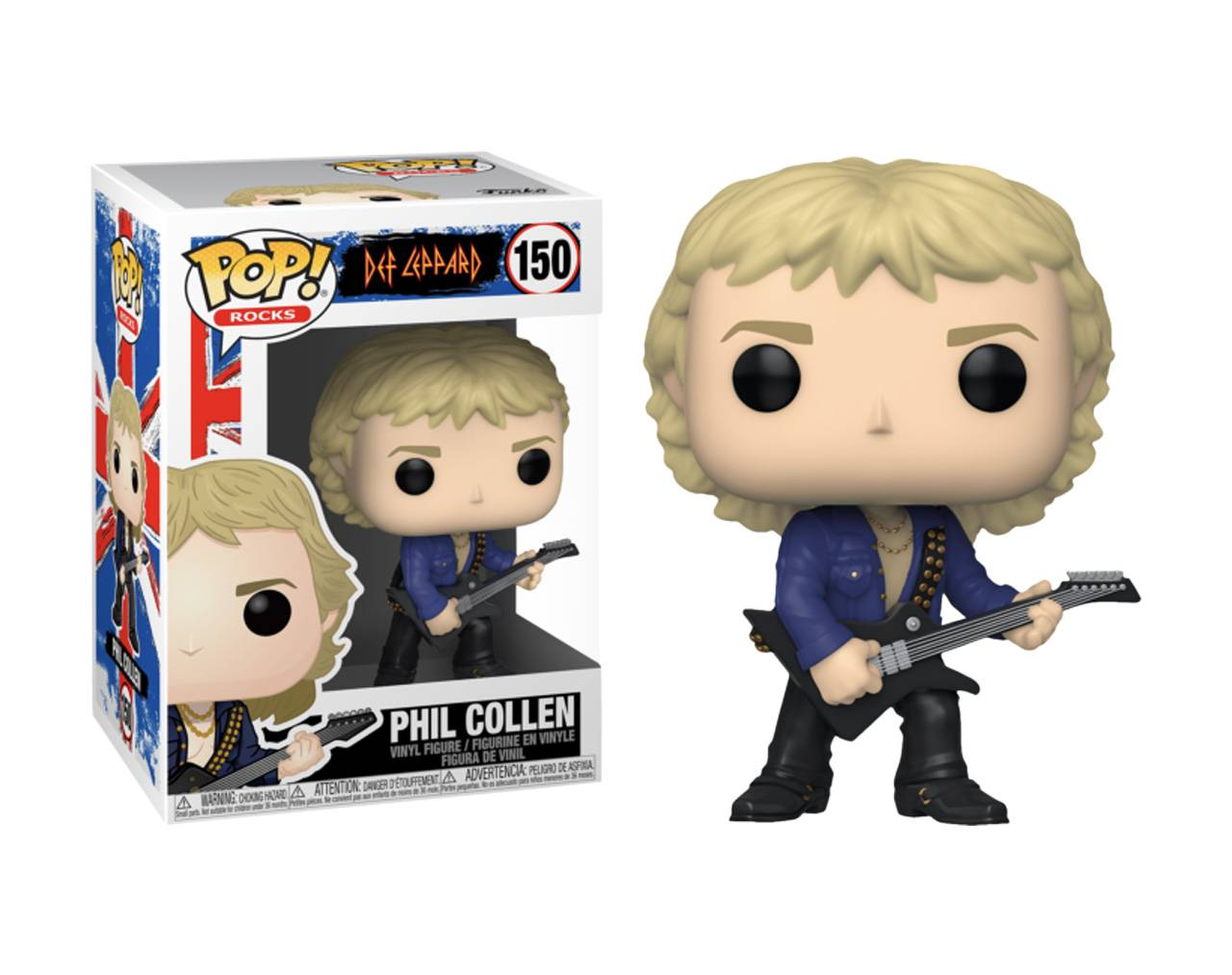 Phil Collen Pop! Vinyl