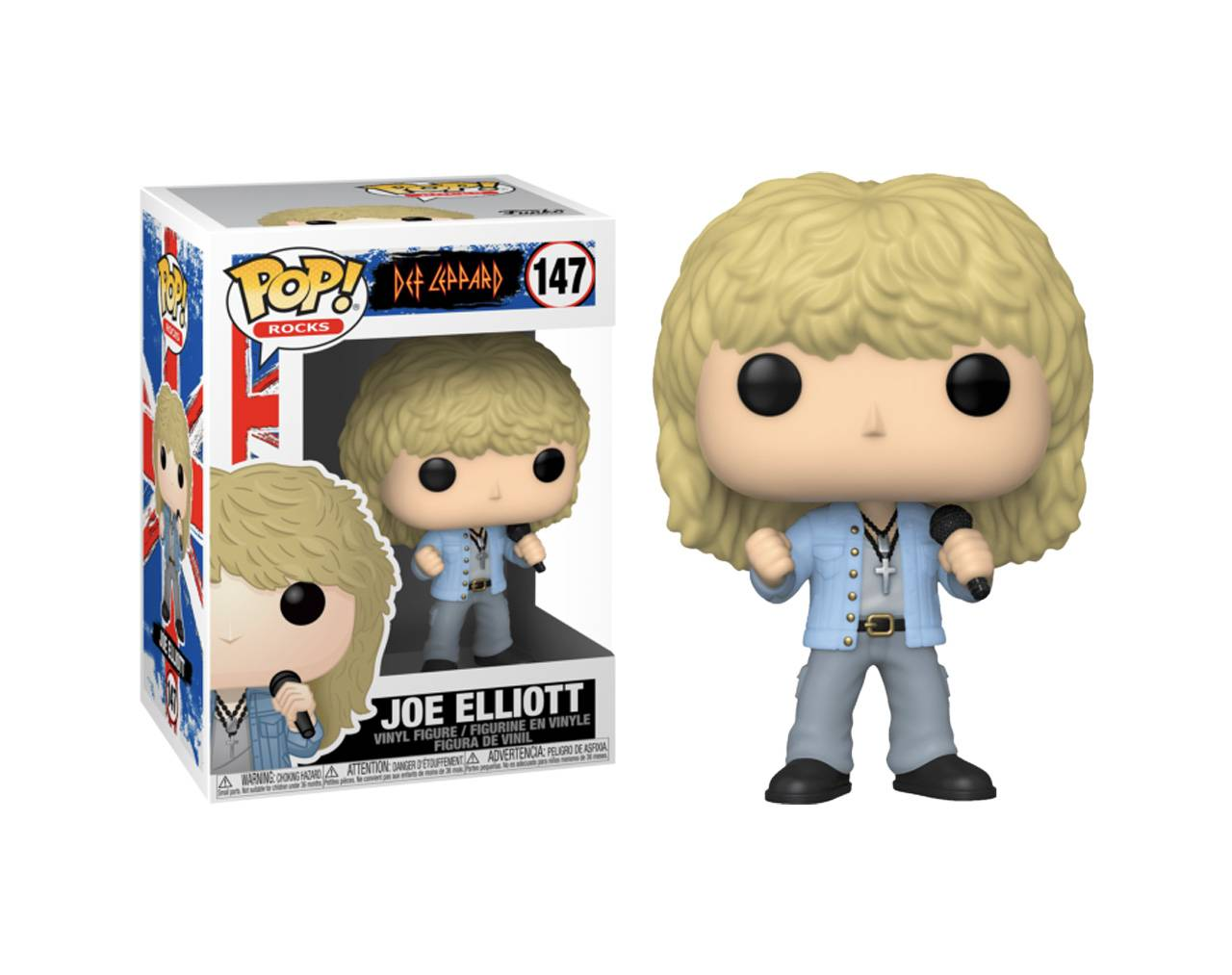 Joe Elliott Pop! Vinyl