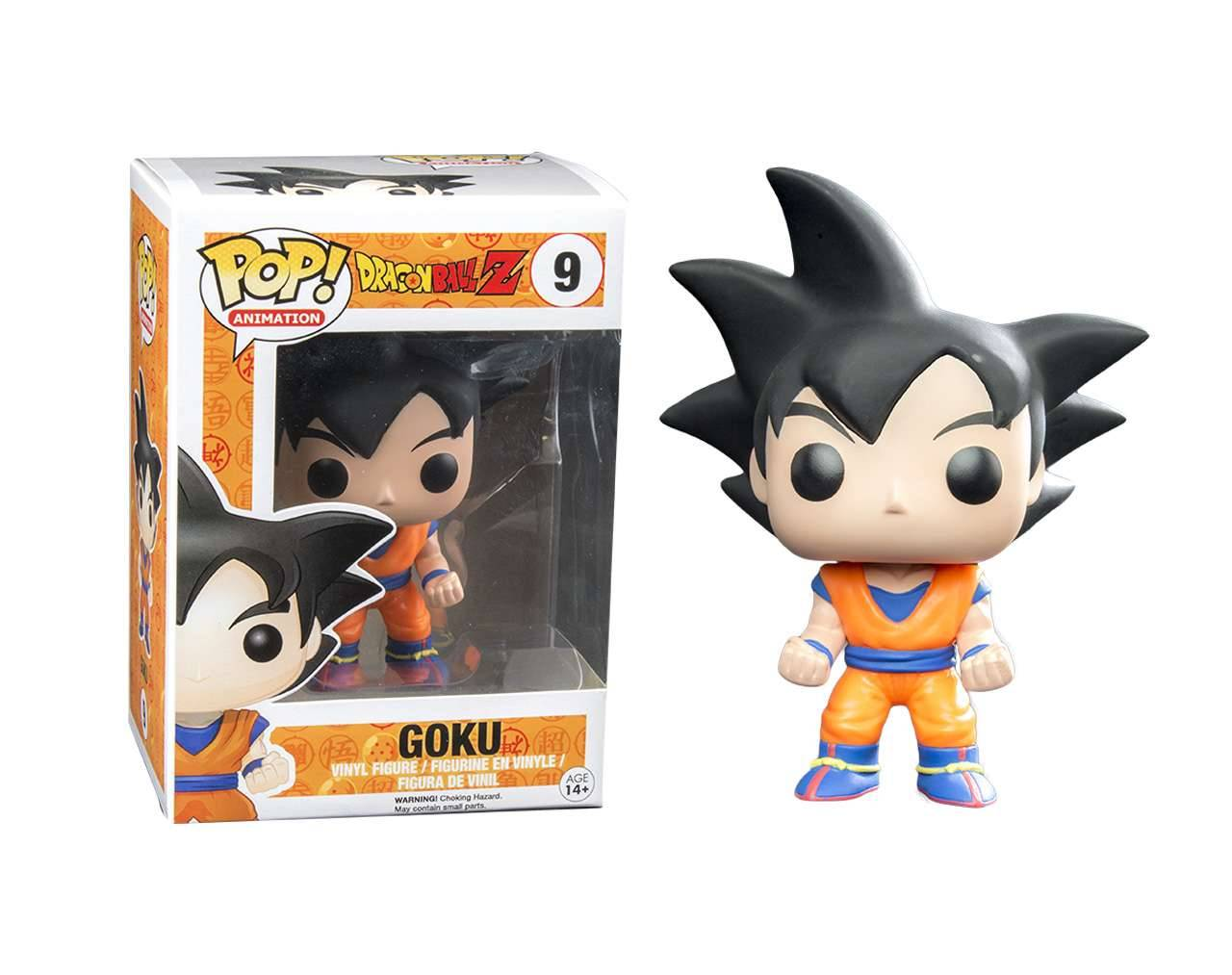 Goku (Z) Pop! Vinyl
