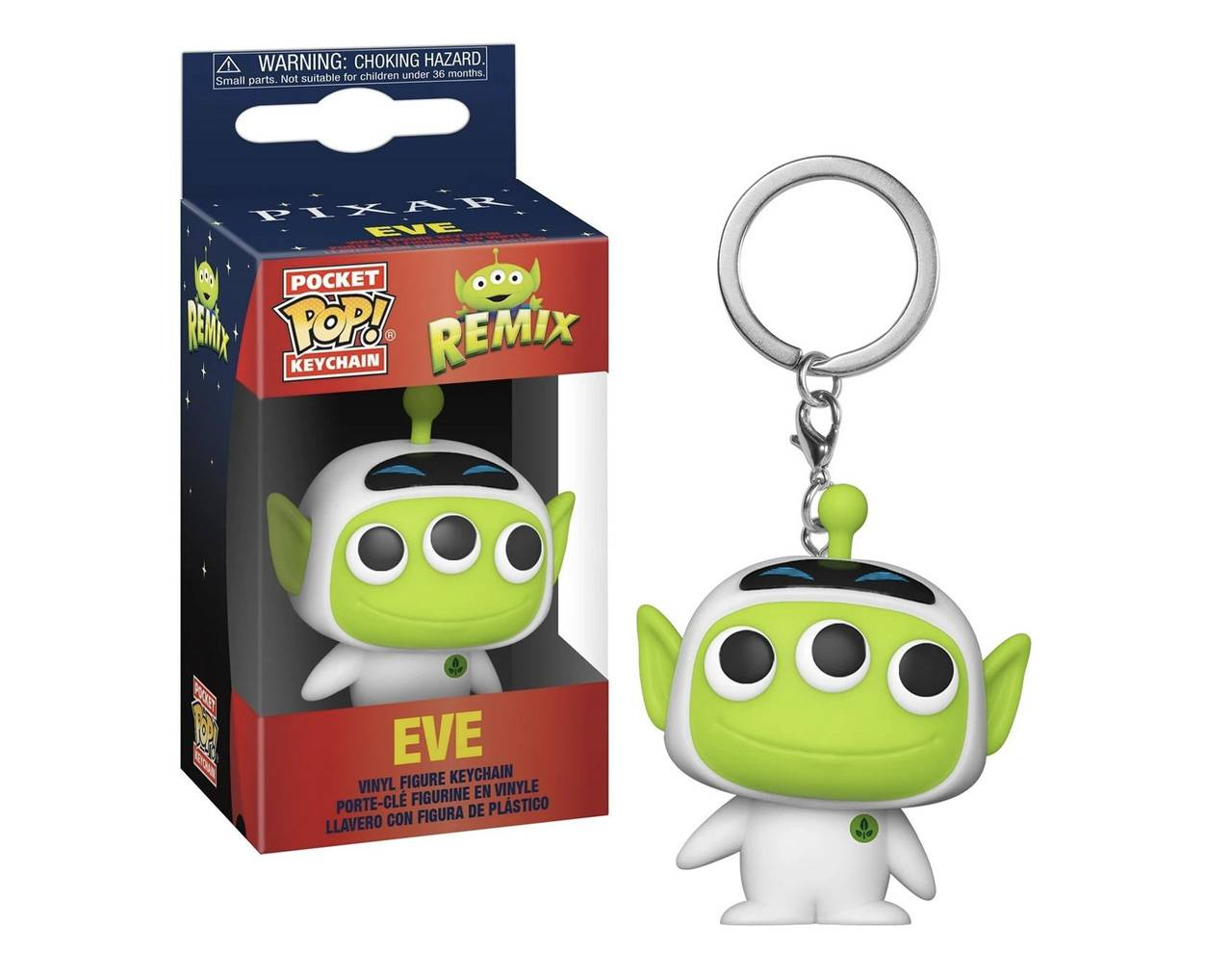 Alien Eve (Llavero) Pop! Vinyl