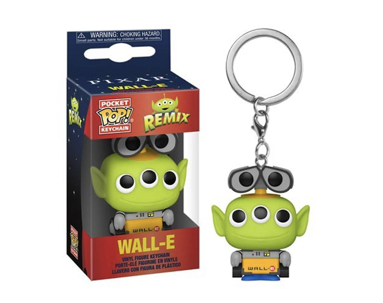 Alien Wall-E (Llavero) Pop! Vinyl