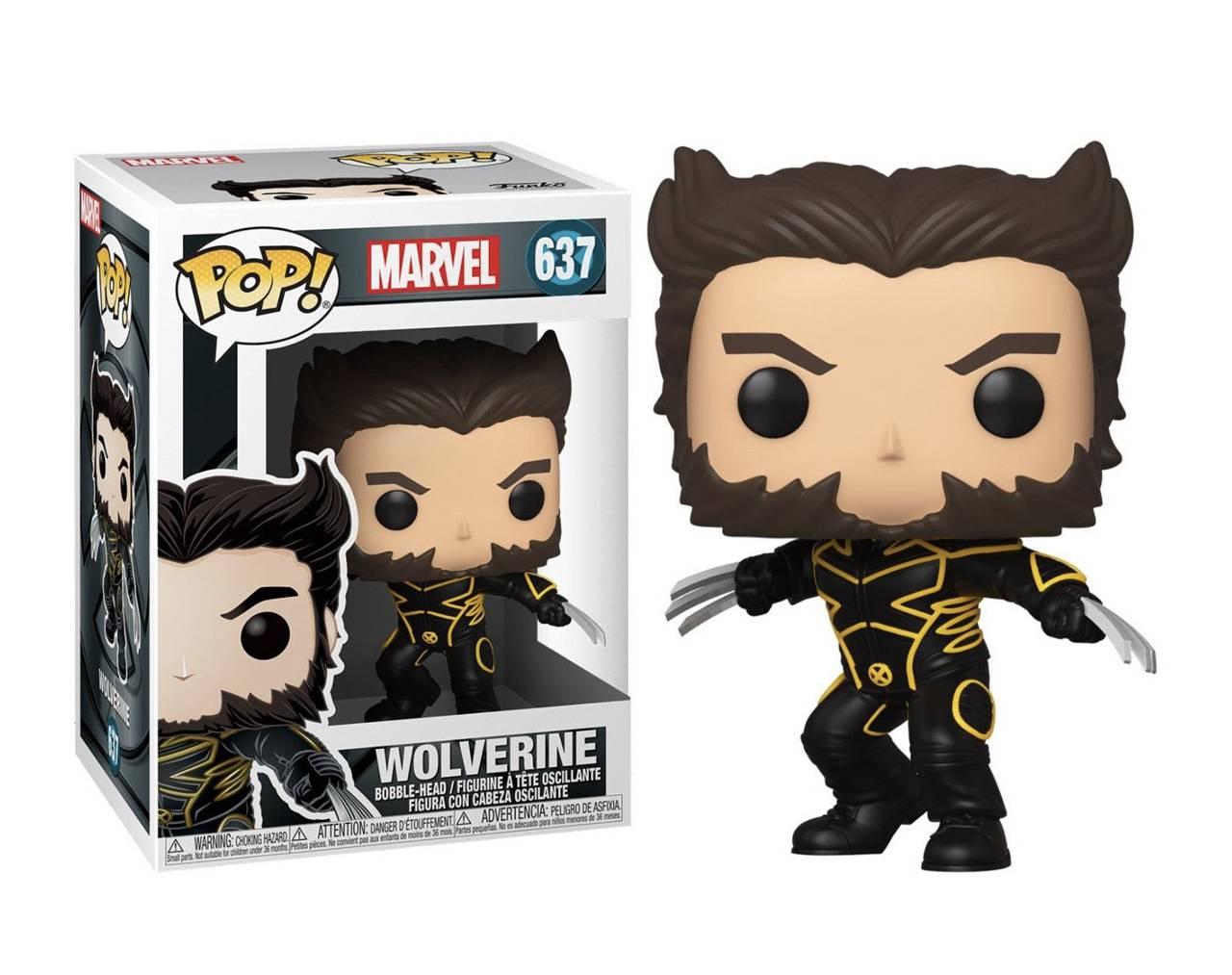 Wolverine Pop! Vinyl