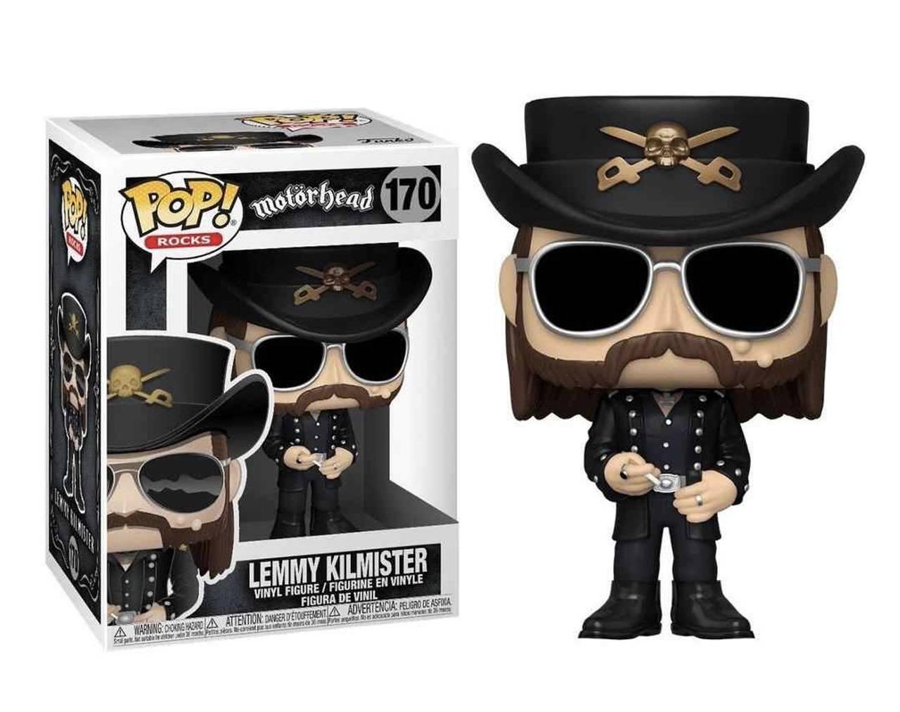 Lemmy Kilmister Pop! Vinyl