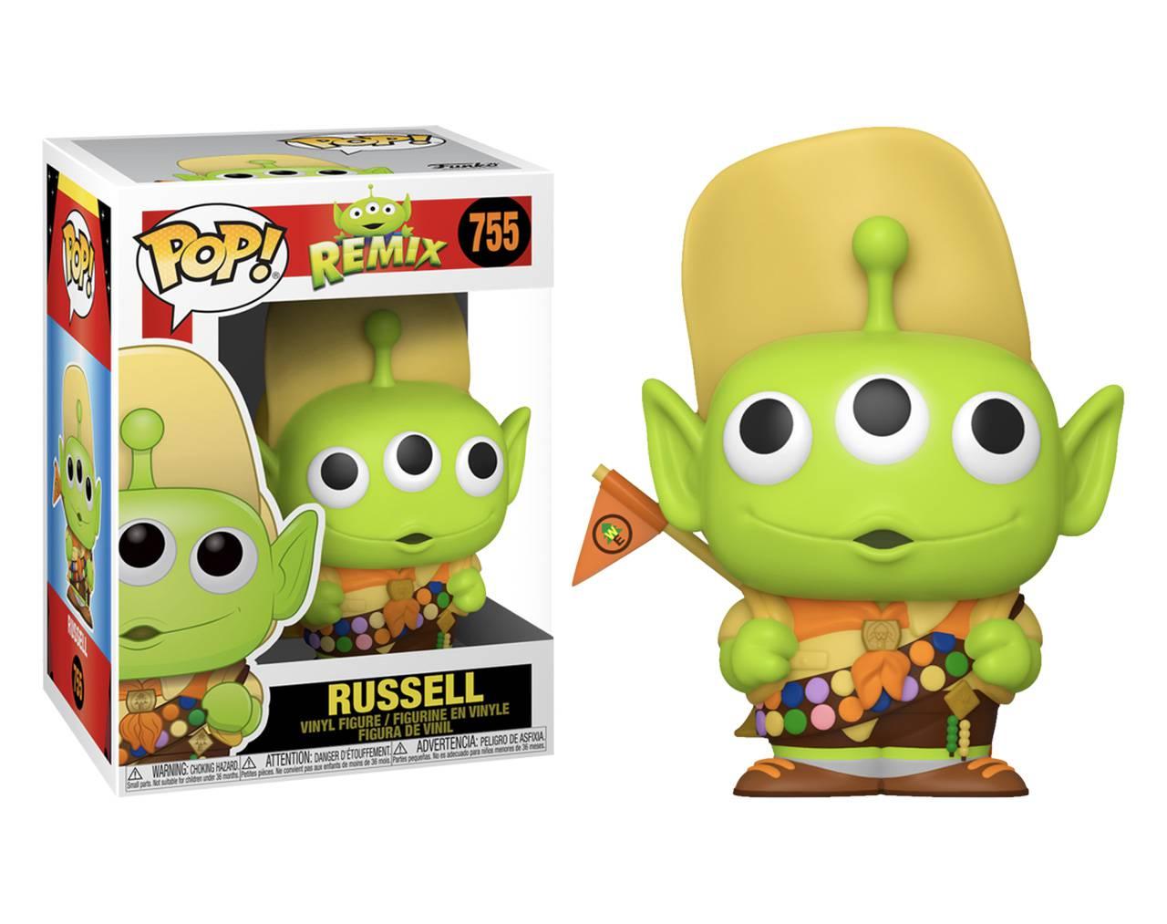 Alien (Russell) Pop! Vinyl