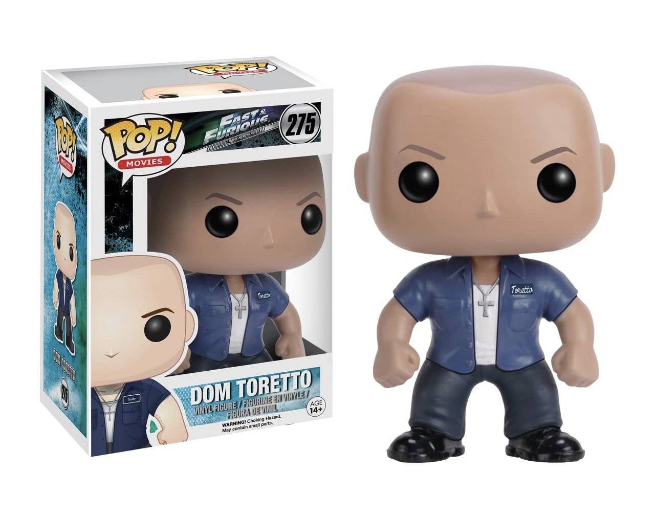 Dom Toretto (Not Mint) Pop! Vinyl