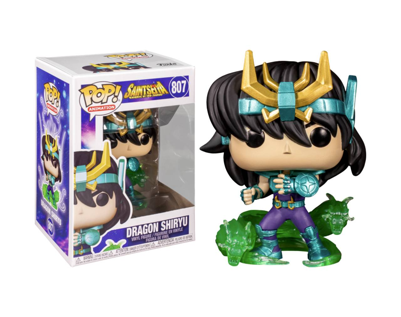 Dragon Shiryu Pop! Vinyl
