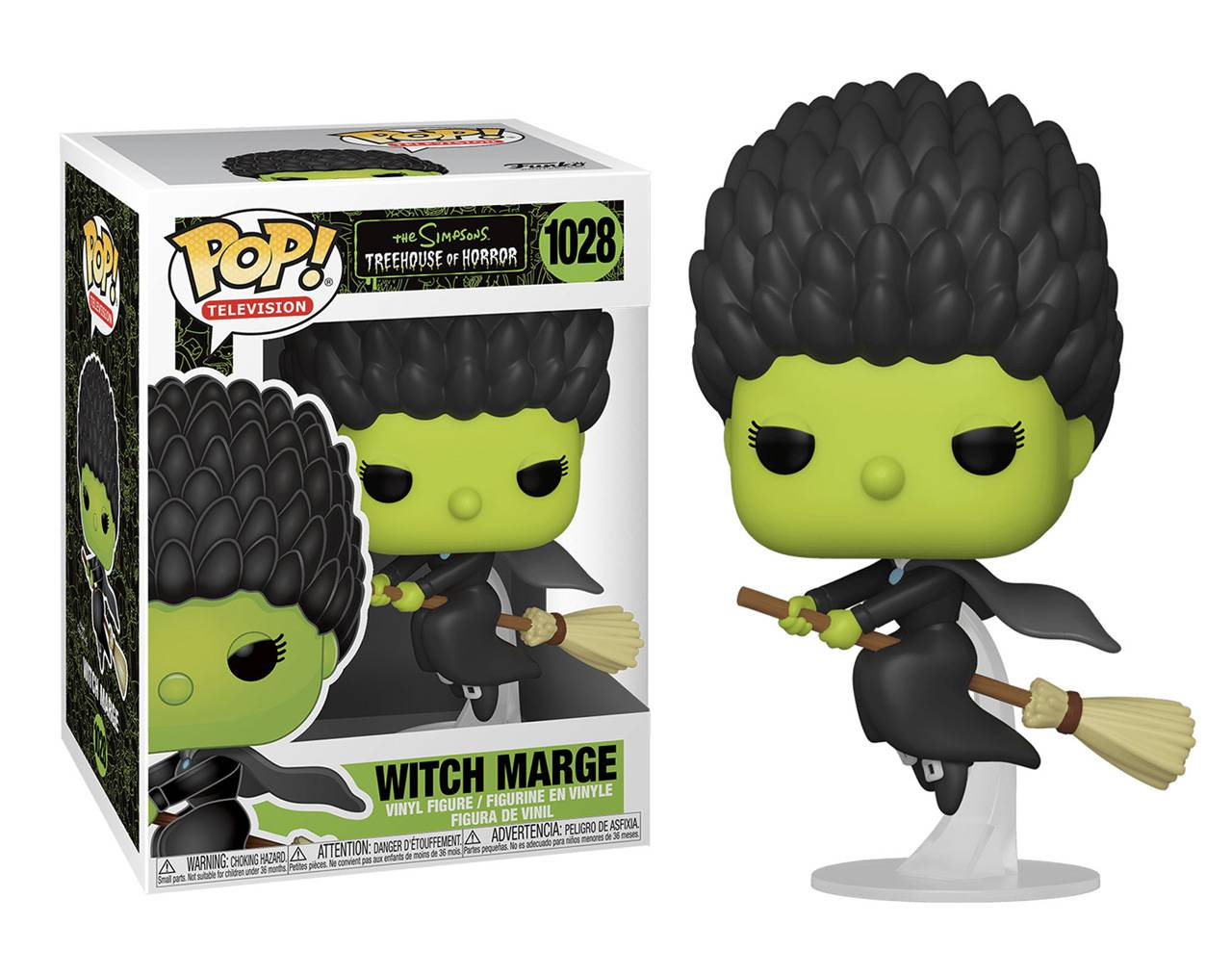 Witch Marge Pop! Vinyl