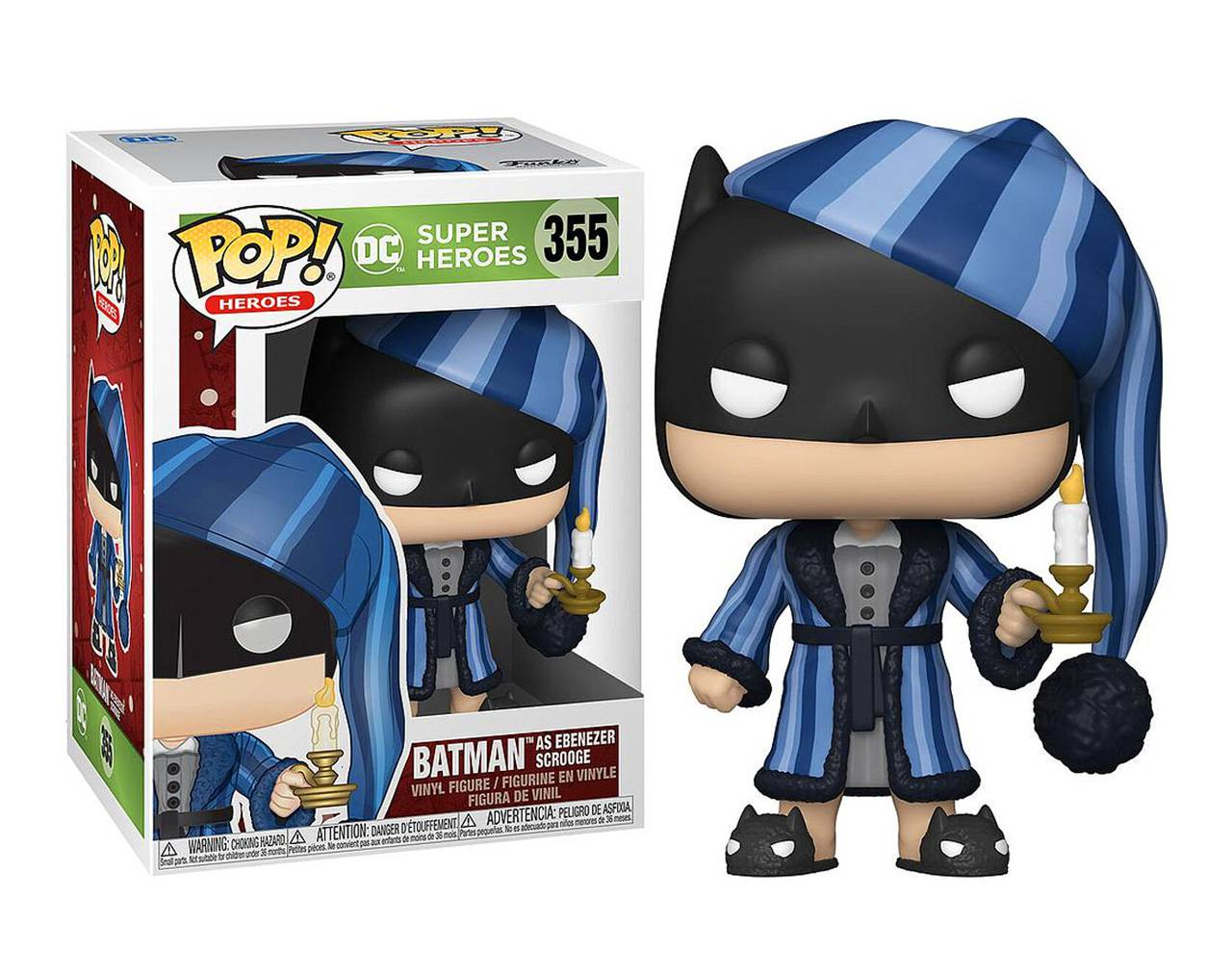 Batman as Ebenezer Scrooge Pop! Vinyl