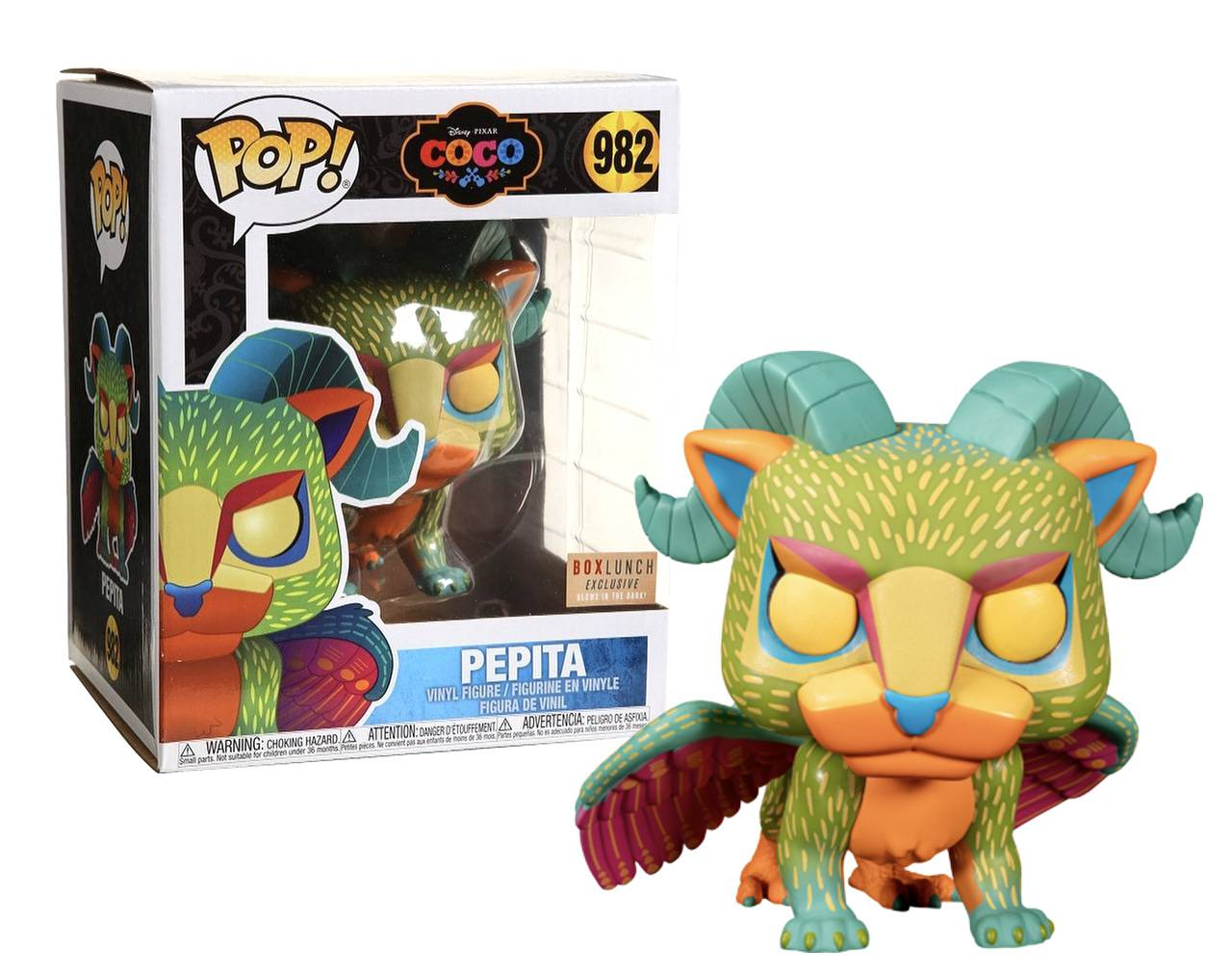 Pepita (GITD Boxlunch) Pop! Vinyl