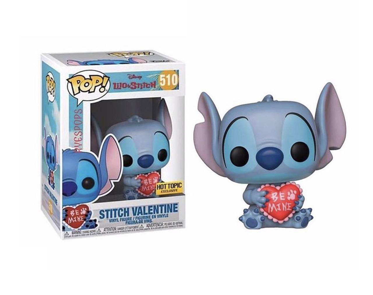 Stitch Valentine Pop! Vinyl