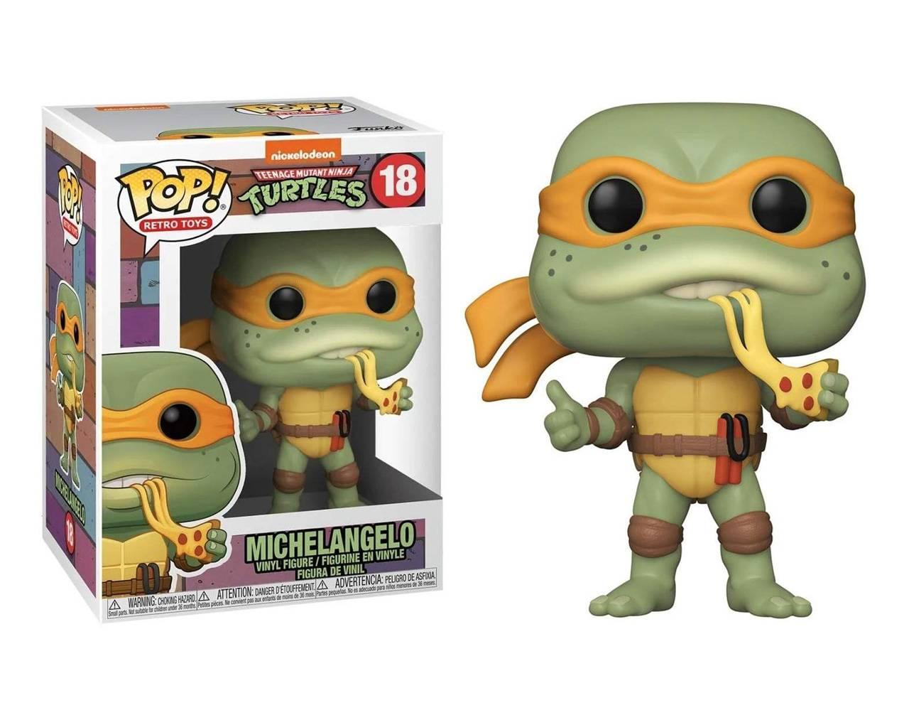 Michelangelo Pop! Vinyl