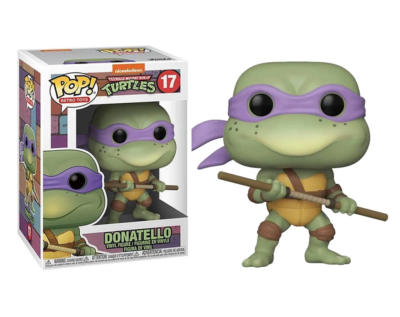 Donatello Pop! Vinyl