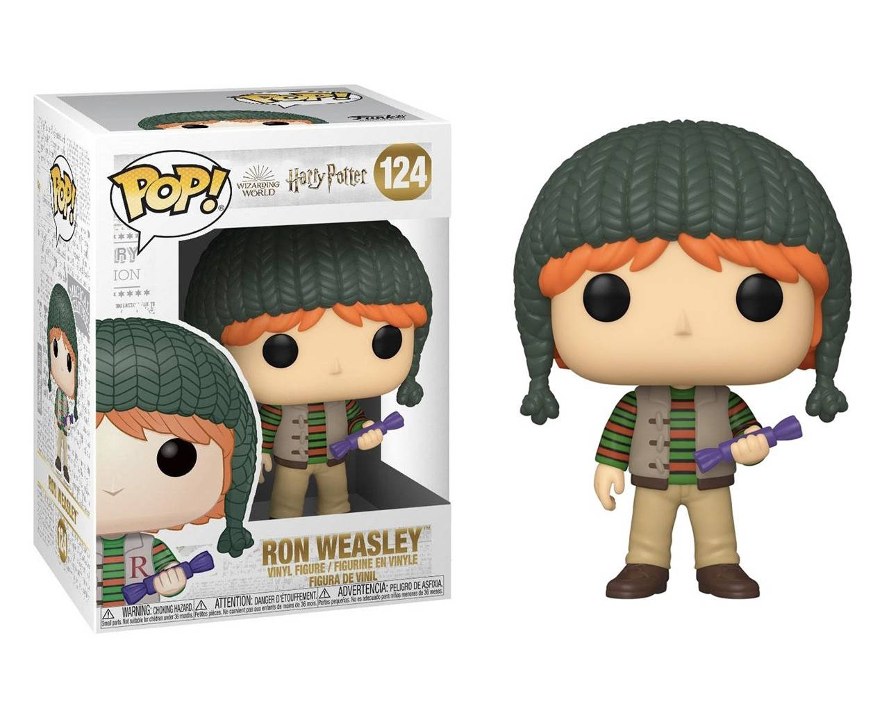 Ron Weasley (Holiday) Pop! Vinyl