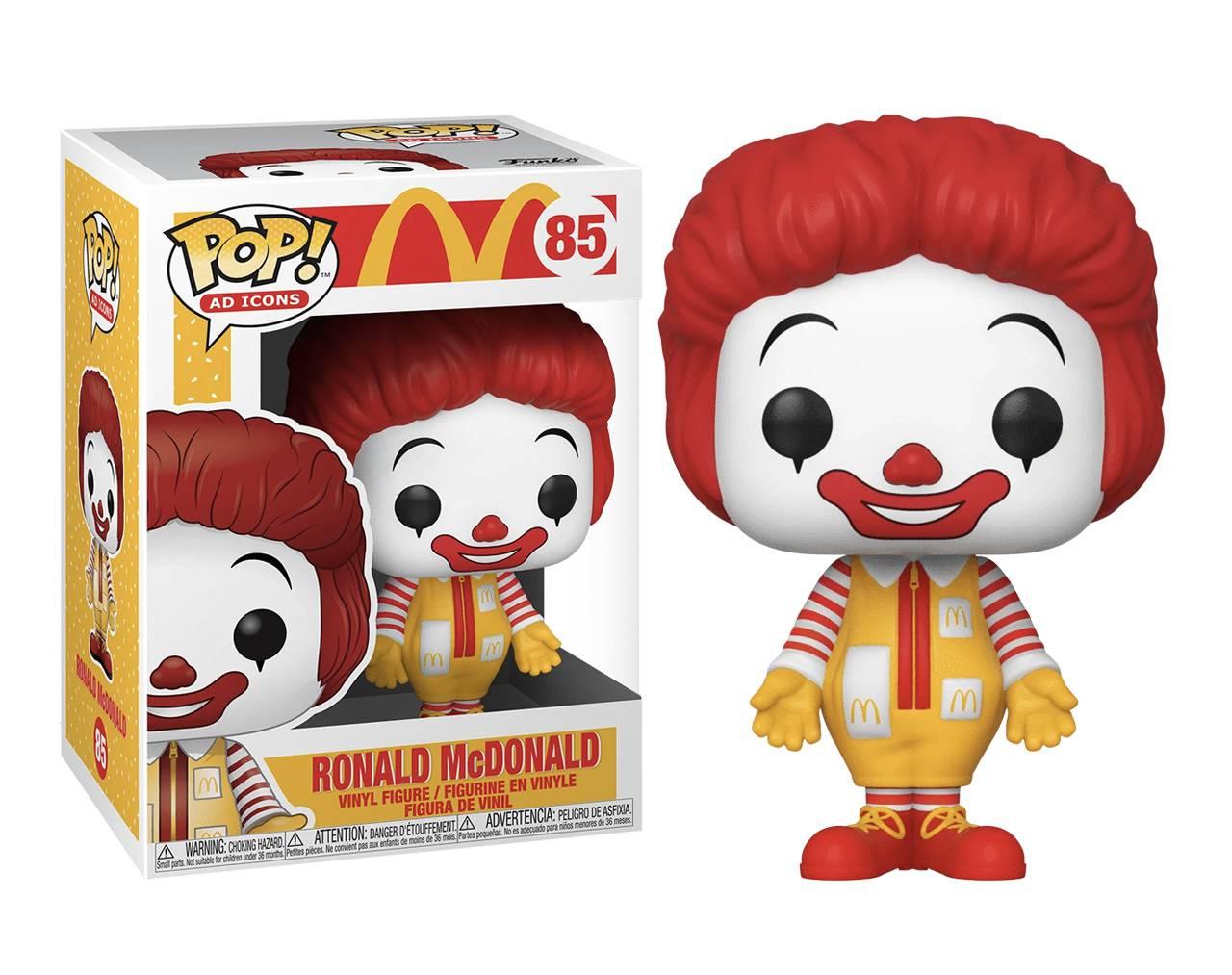 Ronald McDonald Pop! Vinyl