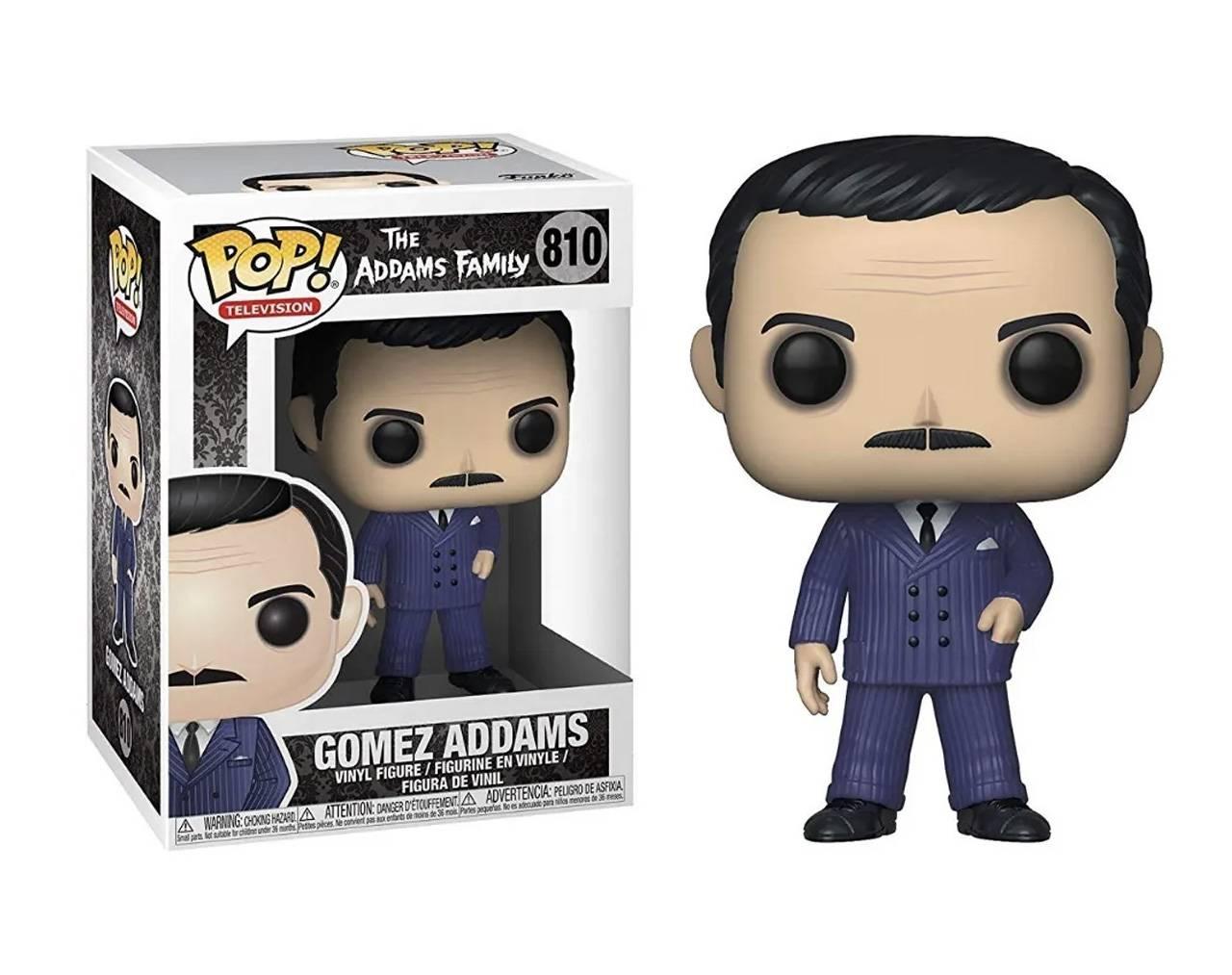 Gomez Addams Pop! Vinyl