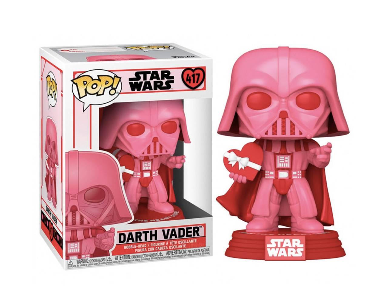 Darth Vader (San Valentín) Pop! Vinyl