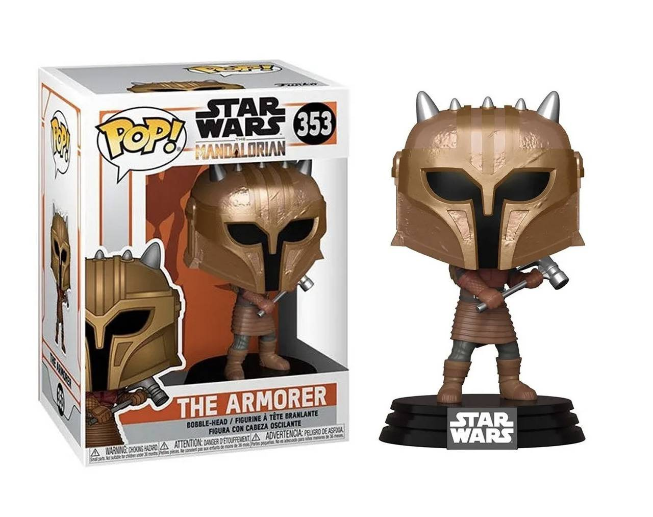 The Armorer Pop! Vinyl
