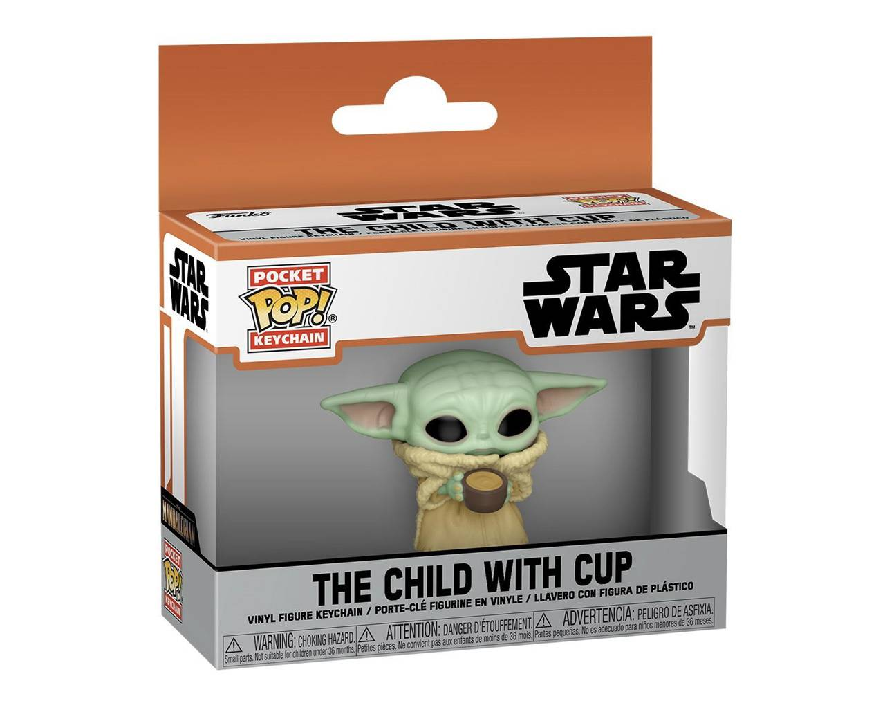 The Child with Cup (Llavero) Pop! Vinyl