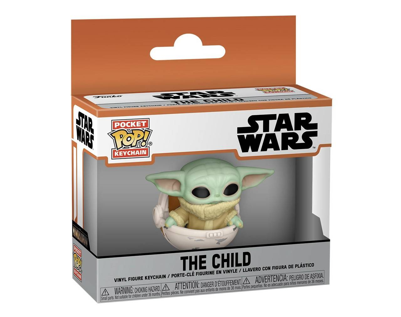 The Child in Hover Pram (Llavero) Pop! Vinyl