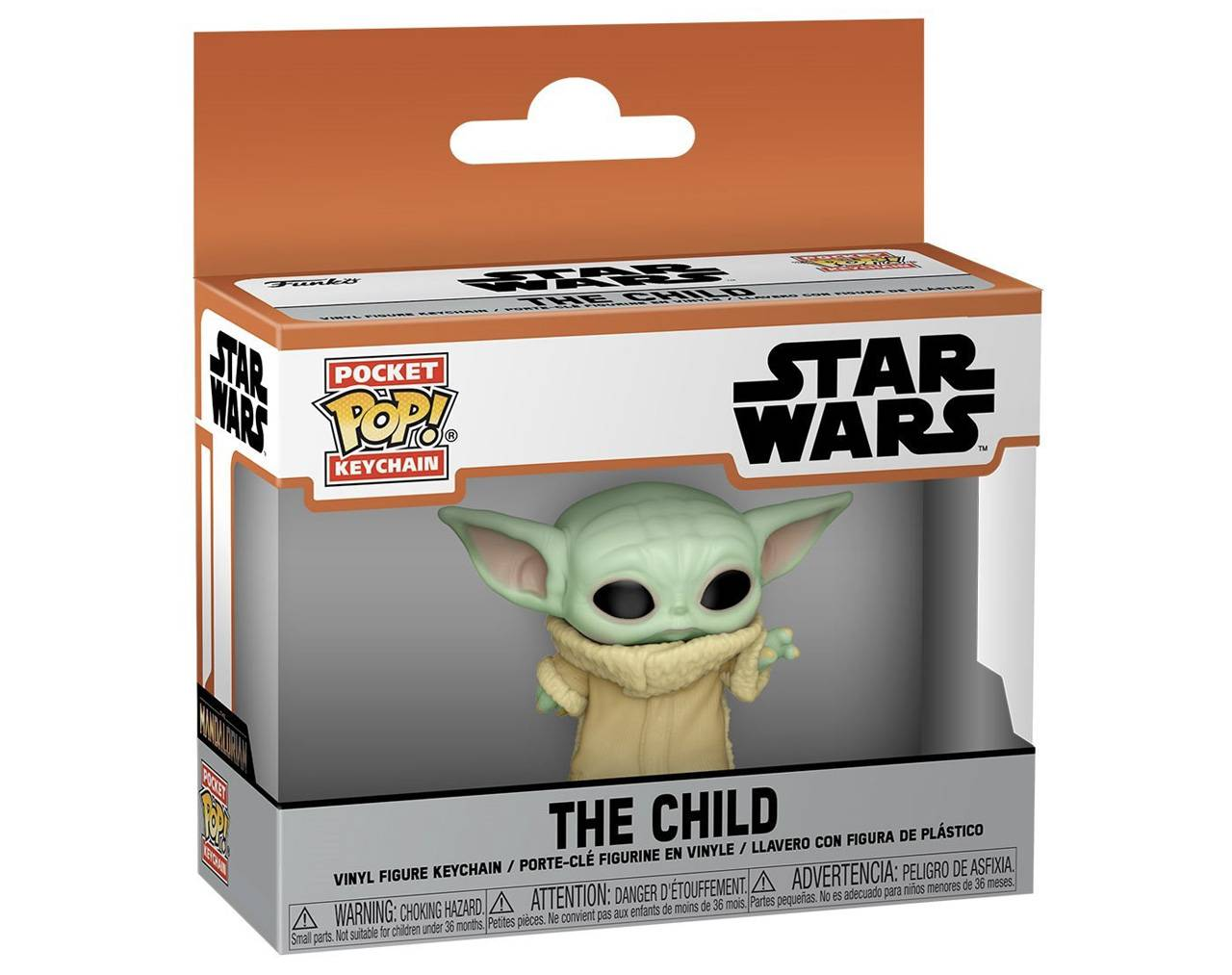 The Child (Llavero) Pop! Vinyl