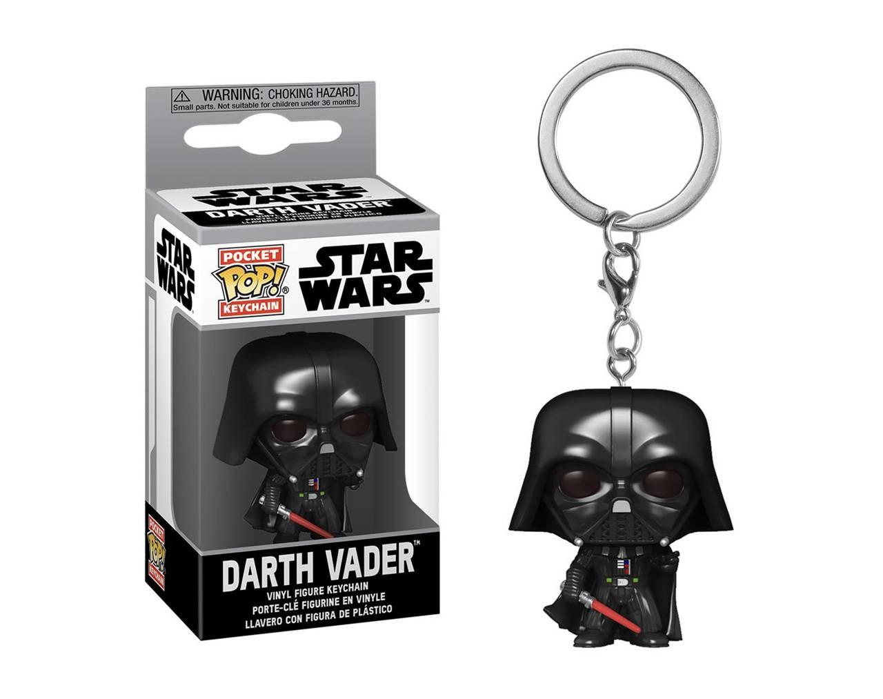 Darth Vader (Llavero) Pop! Vinyl