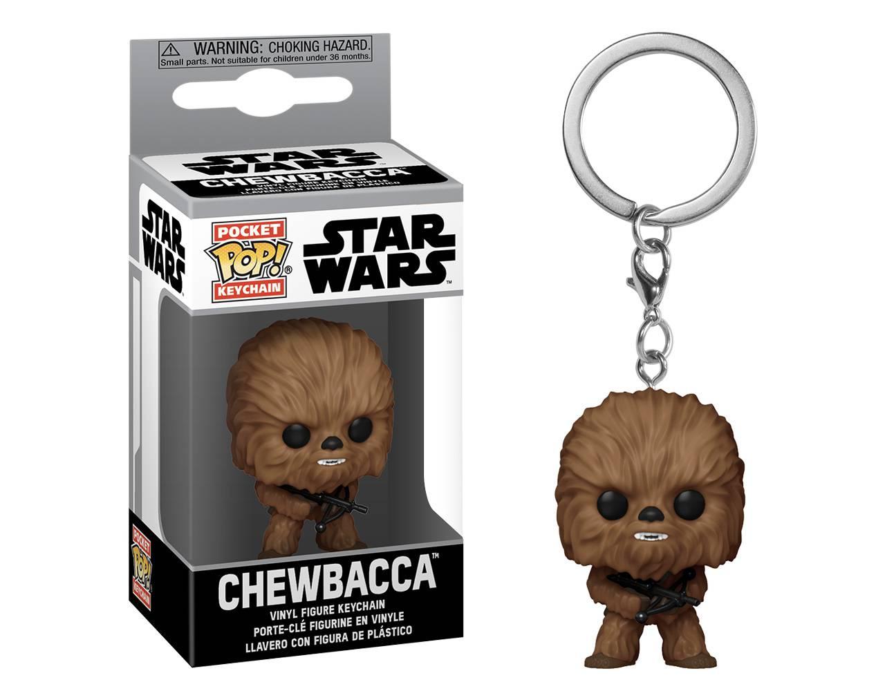 Chewbacca (Llavero) Pop! Vinyl