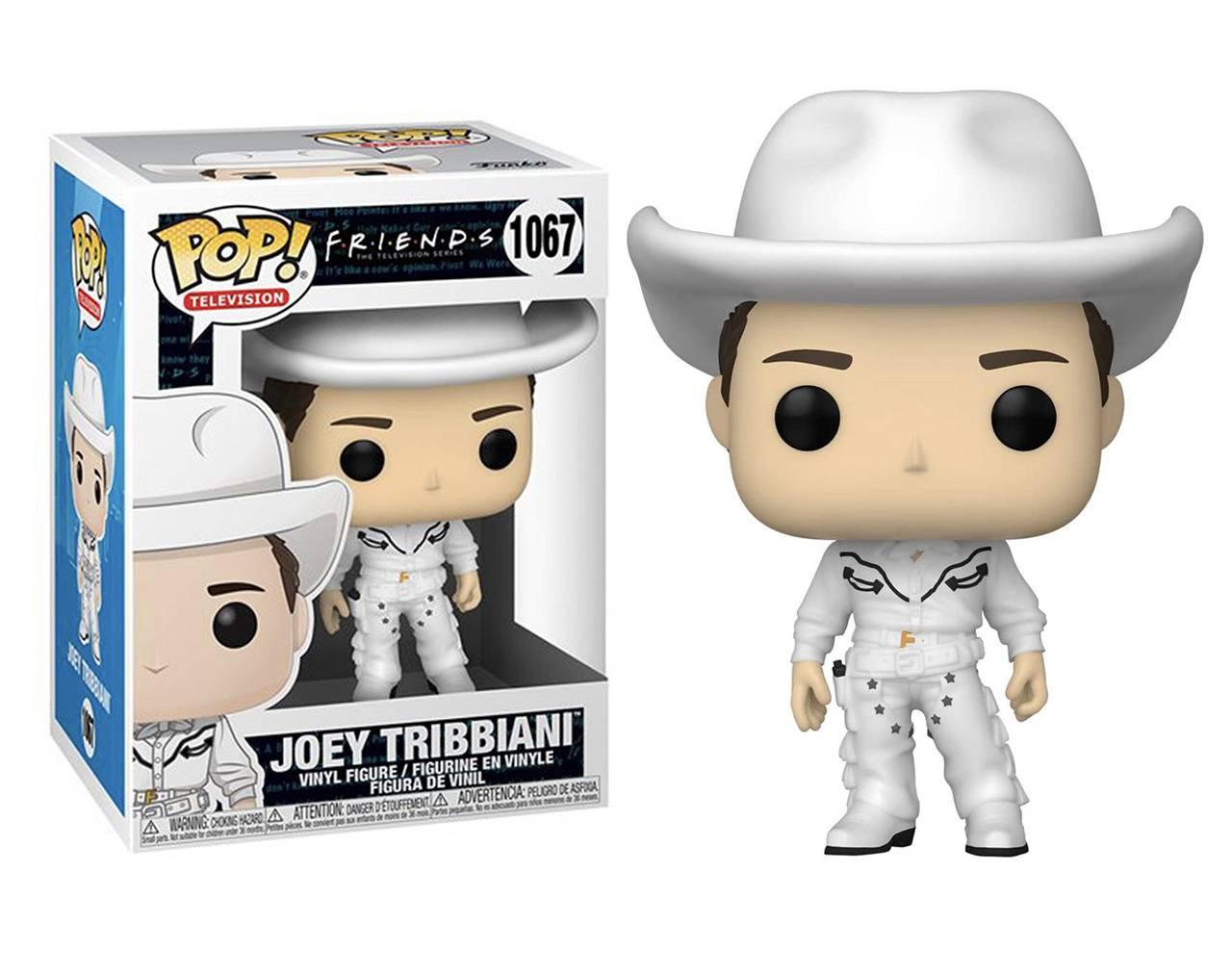 Joey Tribbiani (Cowboy) Pop! Vinyl