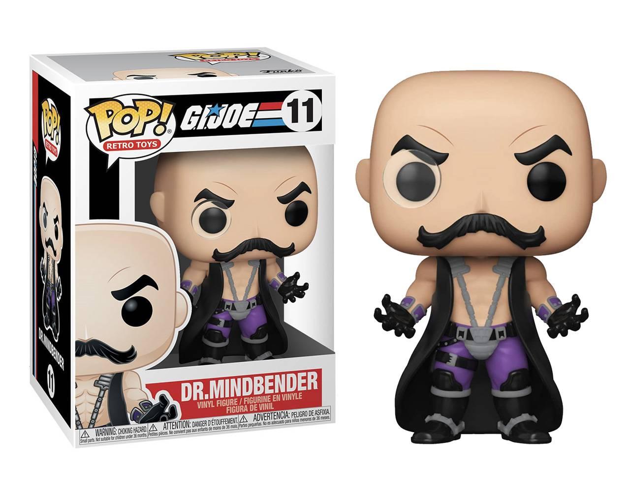 Doctor Mindbender Pop! VInyl