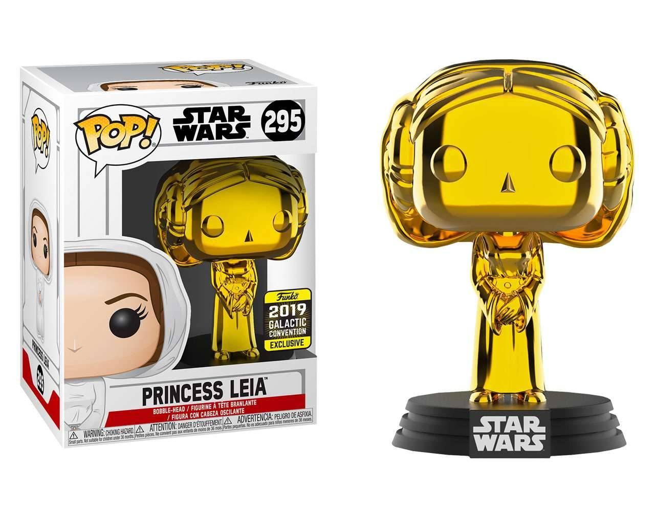 Princess Leia (Galactic Convention 2019) Pop! Vinyl