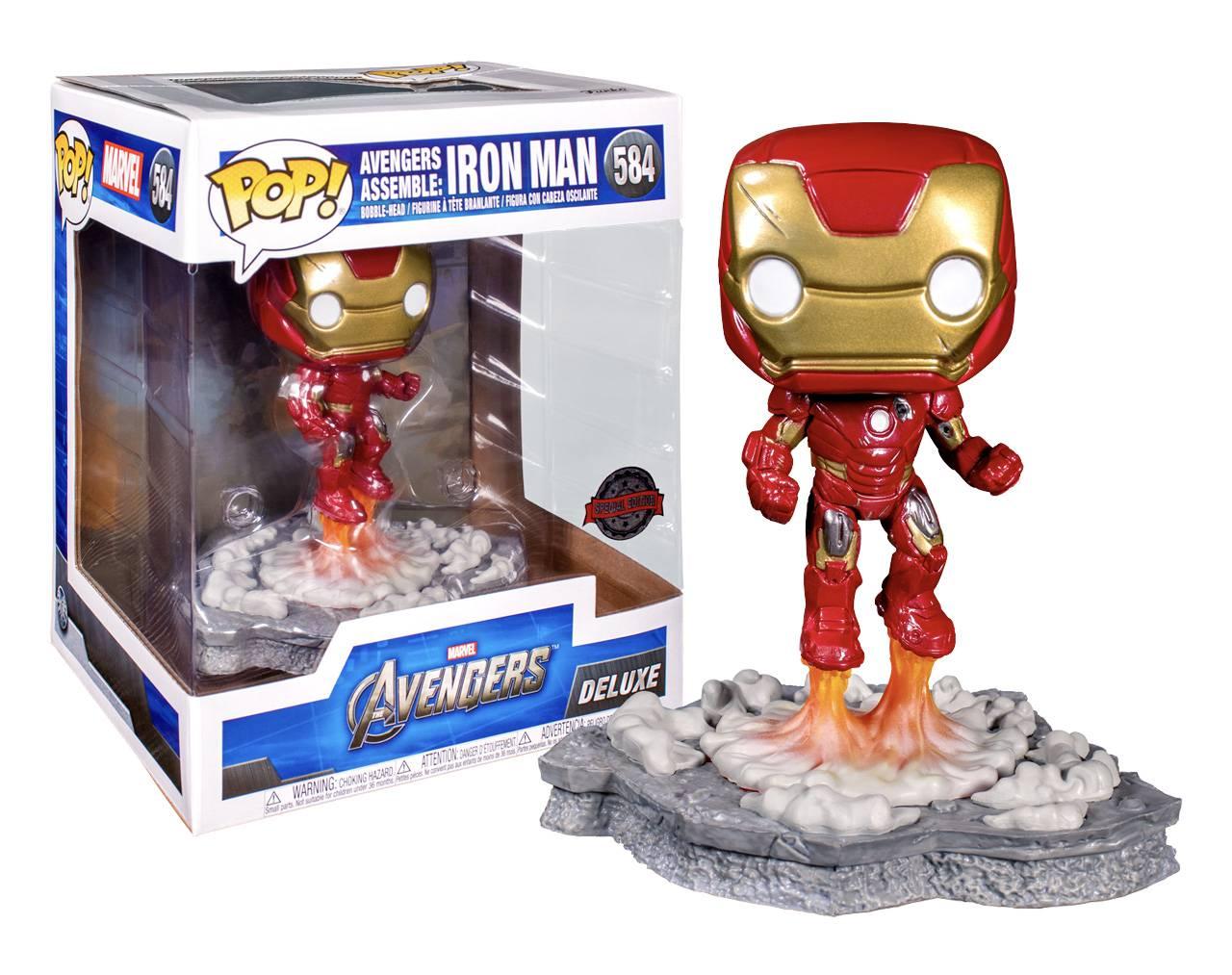 Iron Man (Avengers Assemble) Pop! Vinyl