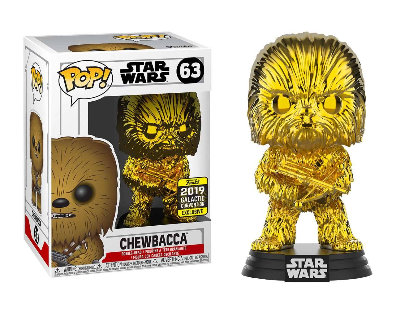 Chewbacca (Galactic Convention 2019) Pop! Vinyl
