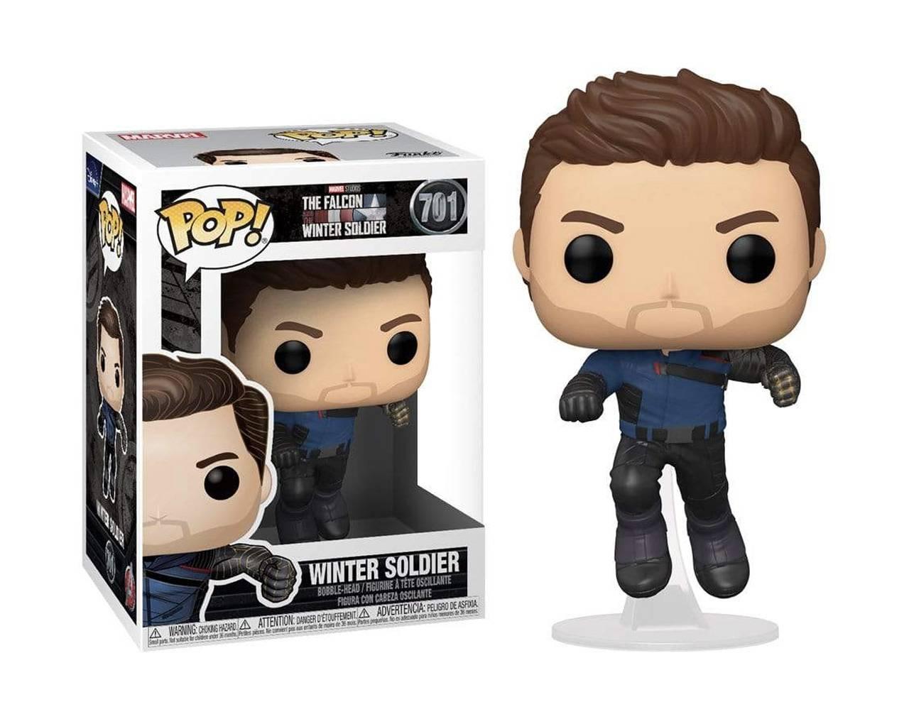 Winter Soldier (Jump) Pop! Vinyl