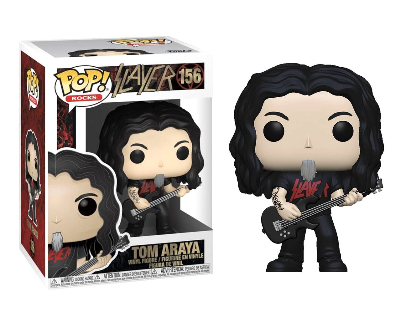 Tom Araya Pop! Vinyl