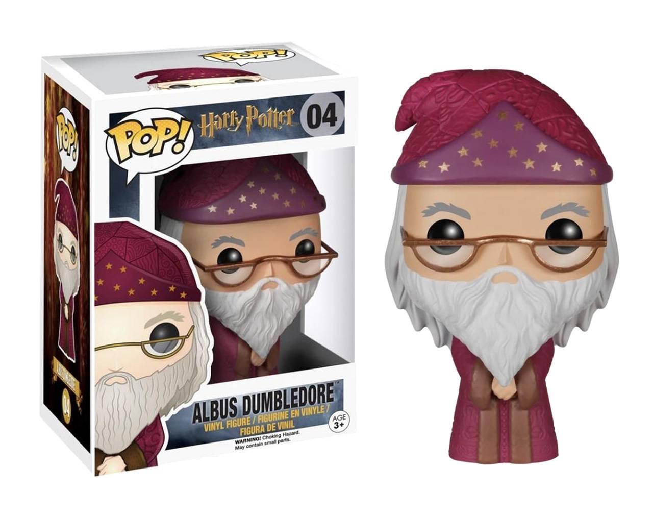 Albus Dumbledore Pop! Vinyl