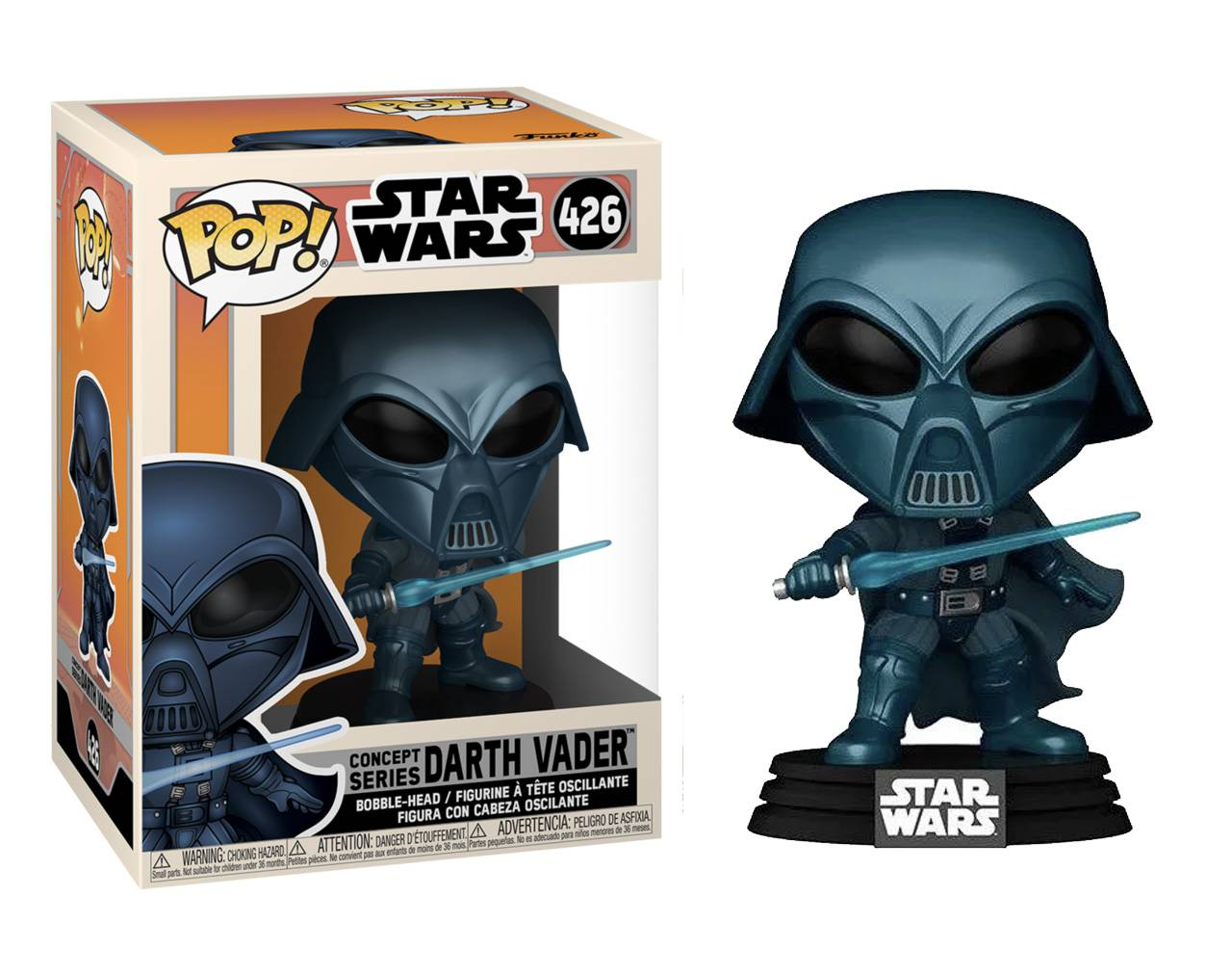 Darth Vader (Concept Series) Pop! Vinyl