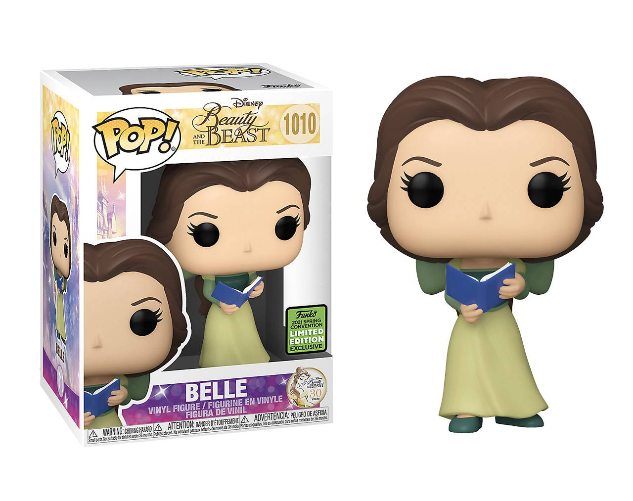 Belle (Geen dress & Book) Pop! Vinyl