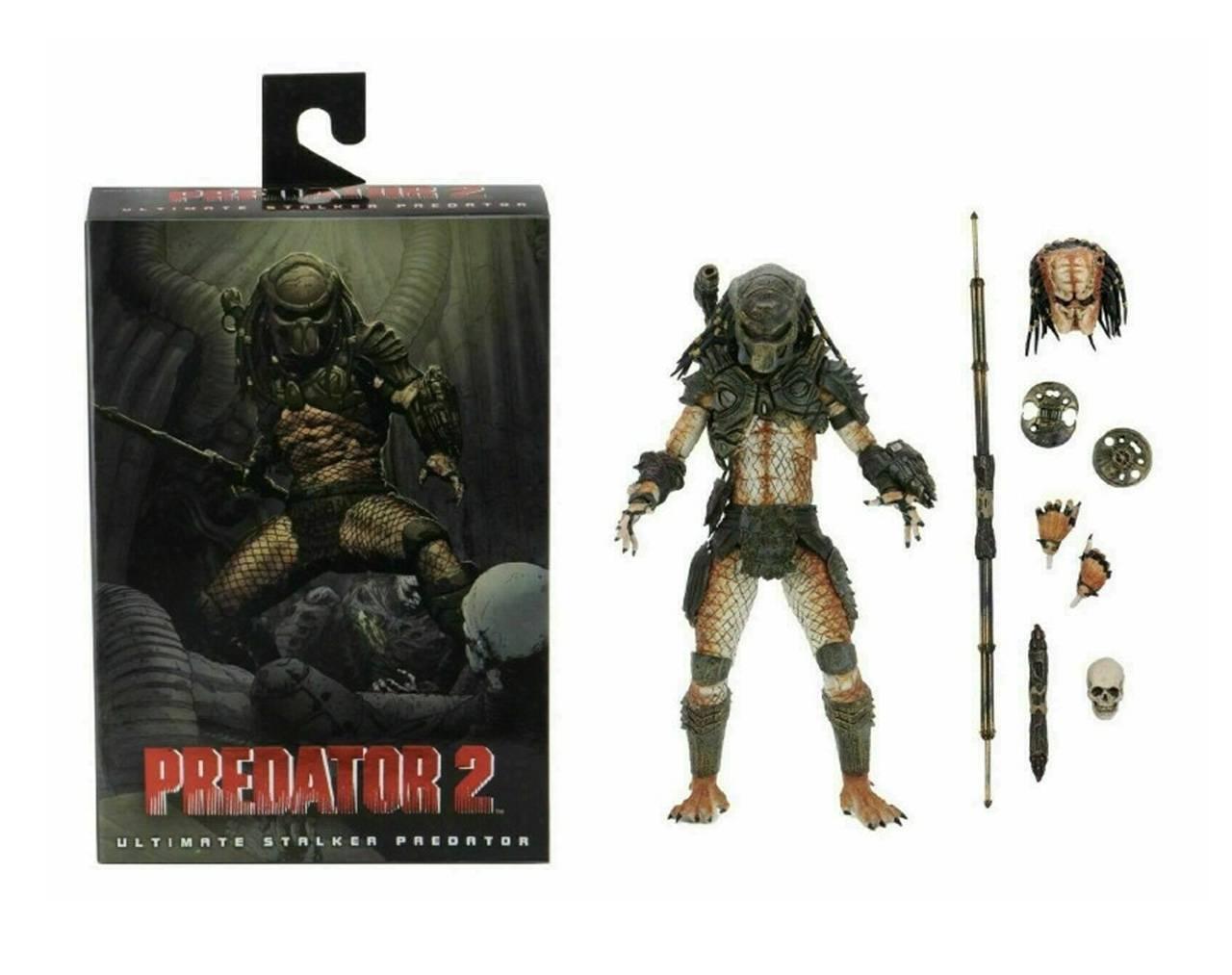 Predator 2 (Ultimate Stalker) NECA