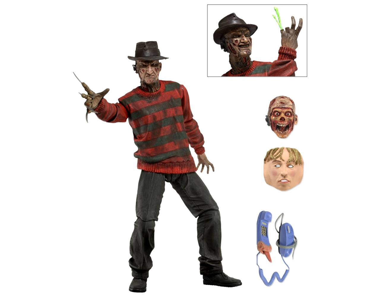 Freddy Krueger (Ultimate) NECA