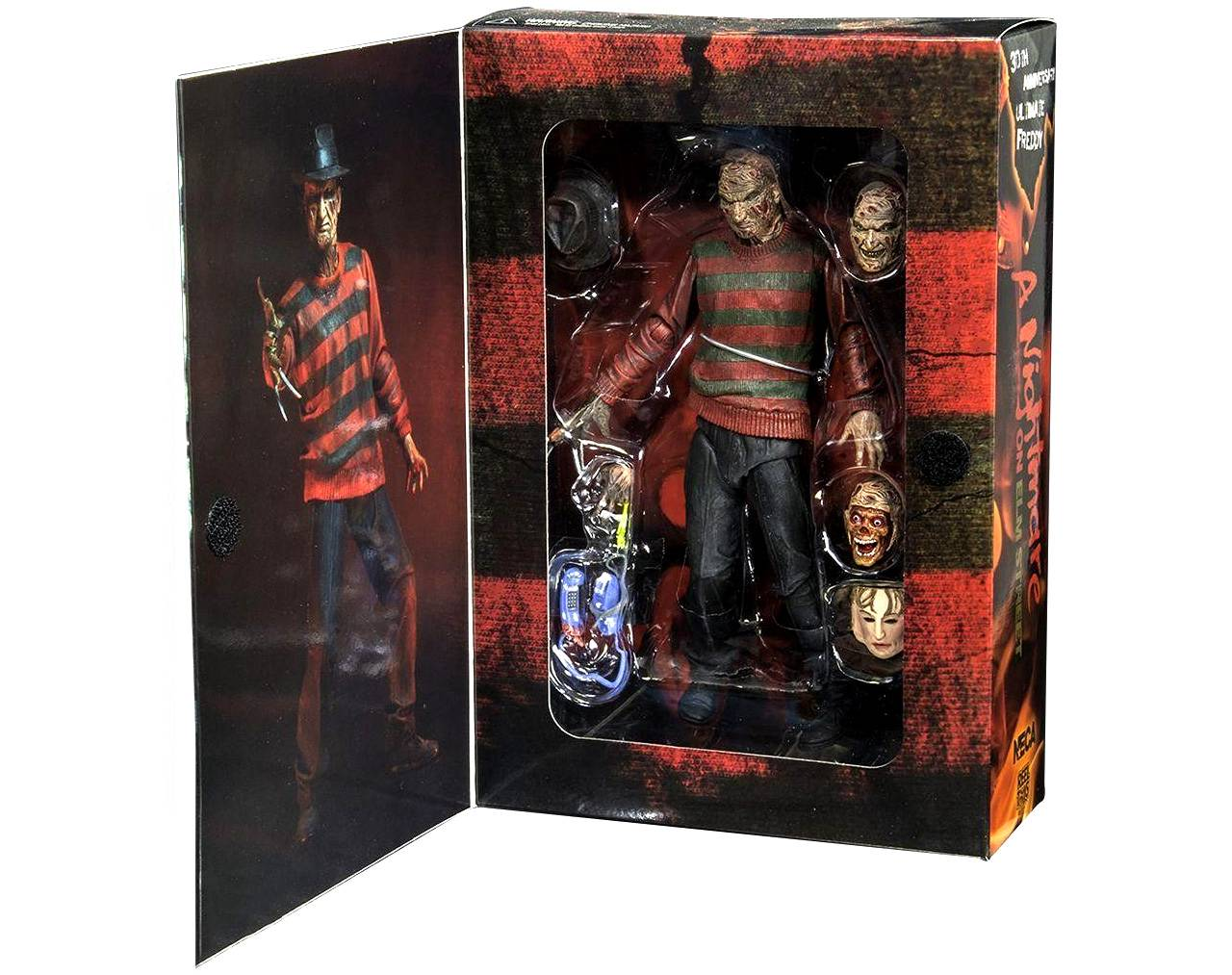 Freddy Krueger (Ultimate) NECA