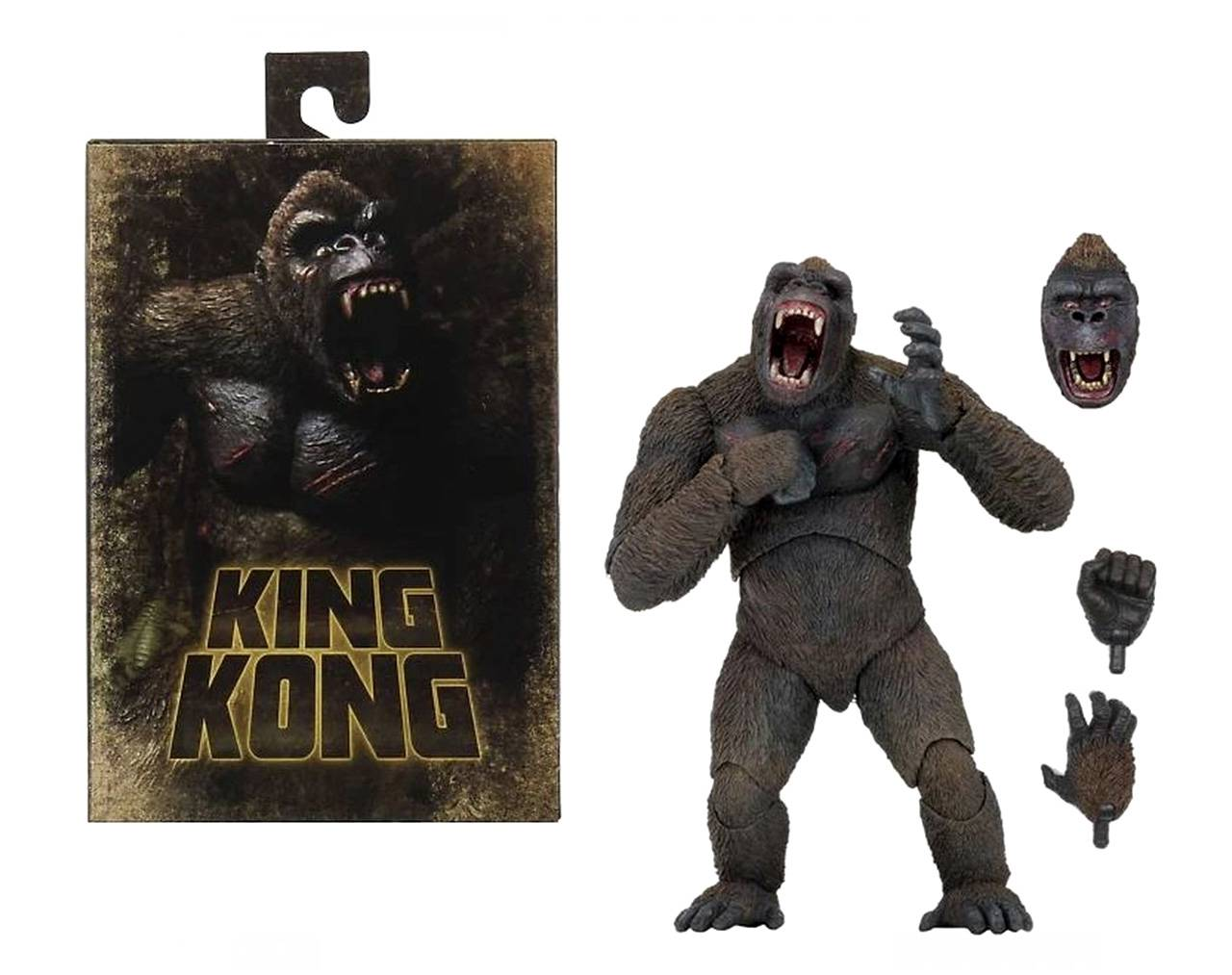 King Kong (Action Figure) NECA