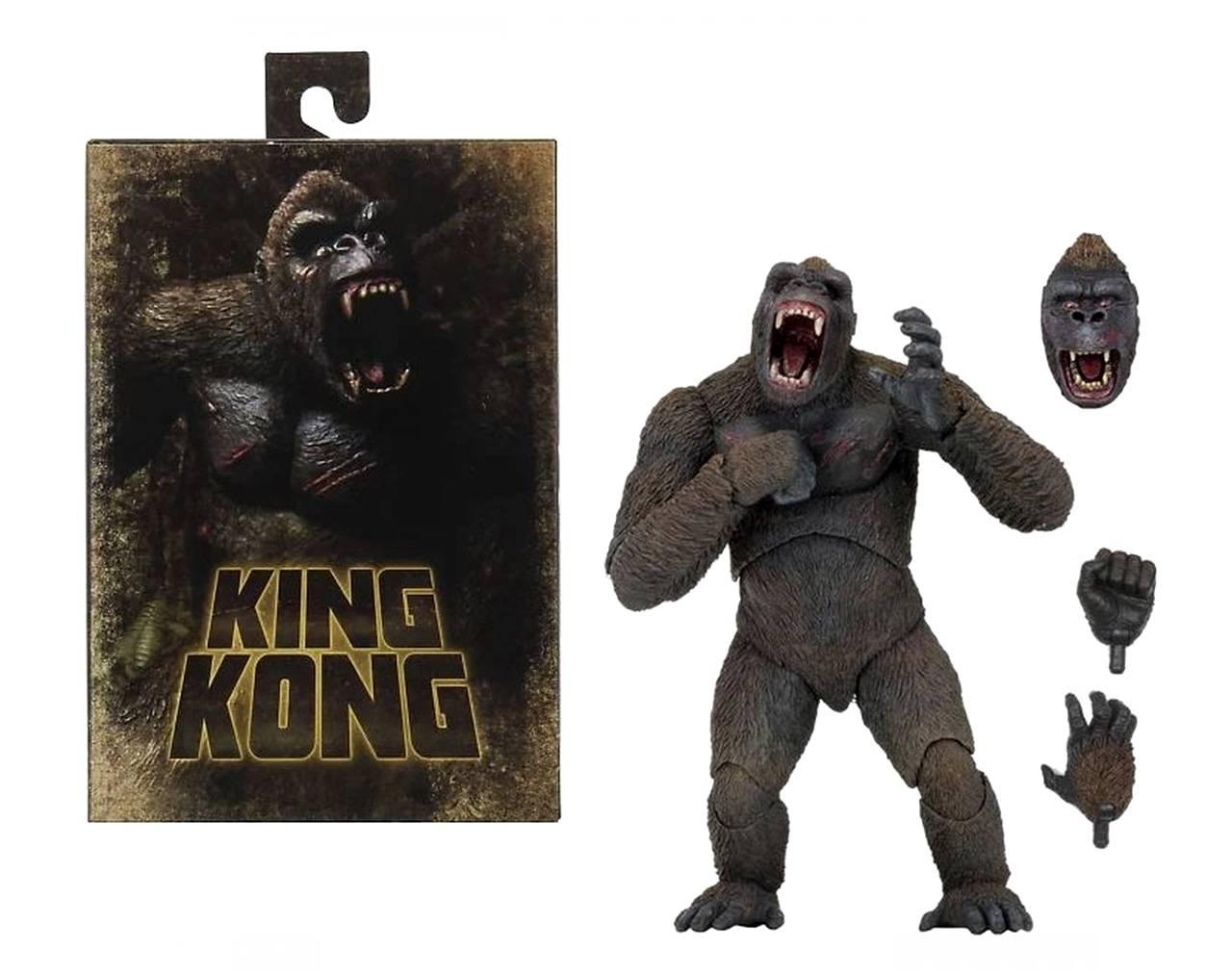 King Kong (Action Figure) NECA
