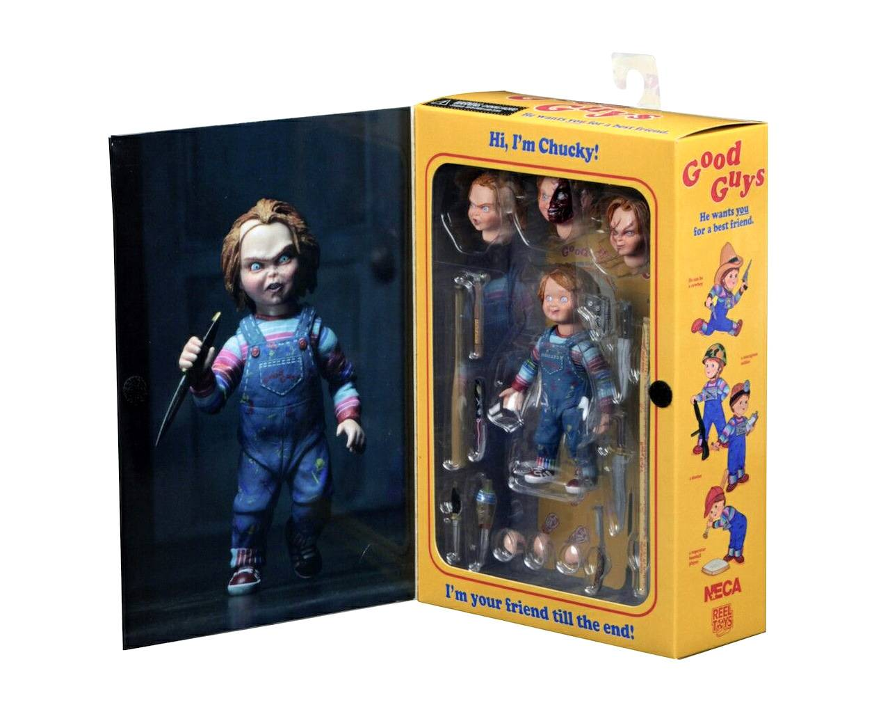 Chucky (Ultimate Action Figure) NECA
