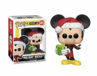 Holiday Mickey Pop! Vinyl