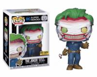 The Joker (Death of the Family) Hot Topic Pop! Vinyl