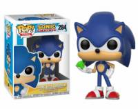Sonic with Emerald Pop! Vinyl
