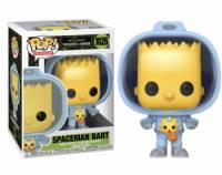 Spaceman Bart (with Maggie) Pop! Vinyl